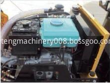 Honda gasoline engine show