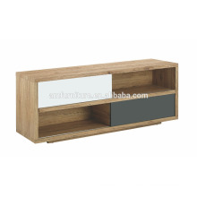 MDF covered paper TV stand-E174