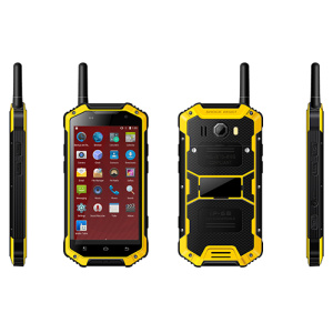 LTE 4G all network Qualcomm rugged smartphone