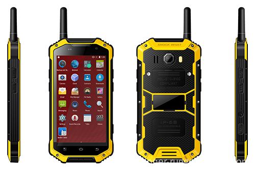IP68 Tough Android Handy