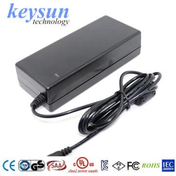 Tipo de desktop Adaptador de corrente alterna de 19 volts de 1 amp Adaptador de energia 19V1A com certificação CE UL