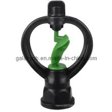 Plastic Green Butterfly Sprinkler for Irrigation