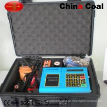 Tuf-2000p Portable Ultraschall Flüssigkeit Wasser Durchflussmesser
