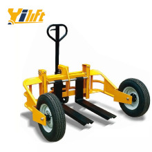 Easy Operating Manual Hand Rough Terrain 1ton outdoor Pallet Truck