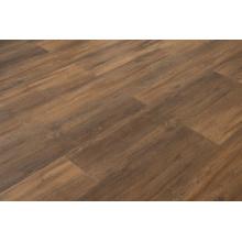 Azulejo de suelo impermeable de diseño de madera de vinilo LVT