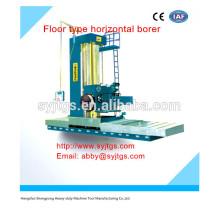 Floor type horizontal borer price for sale