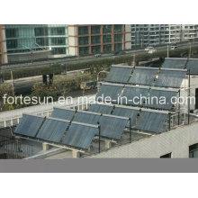 Kommerzielle Solarwasserheizung Projekt Heizung