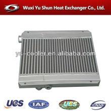 Piezas de recambio radiador / enfriador de aire / fabricante de intercambiadores de calor
