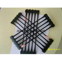 PP/HDPE Uniaxial Geogrid for Retaining Wall, Road Construction