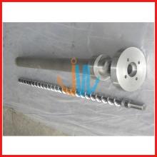 Vis et baril d'extrudeuse pour tuyau de jardin en PVC souple
