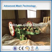 Prego galvanizado 6inch que faz a máquina / prego preto do fio que faz a máquina