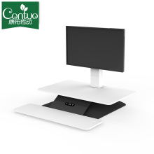 Ajustable Automático Sit Stand Desk para Computadora India
