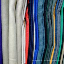 Tissu de travail en coton mélangé teint en masse teinté TC