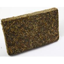 O real ano 1970 Mais de 40 anos de idade pu er chá de saúde Puer chá peso perder pu erh descompactar pu'er tijolo Puerh o chá