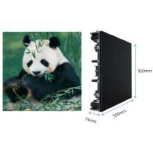 Арендный светодиодный экран P3.91 мм для помещений