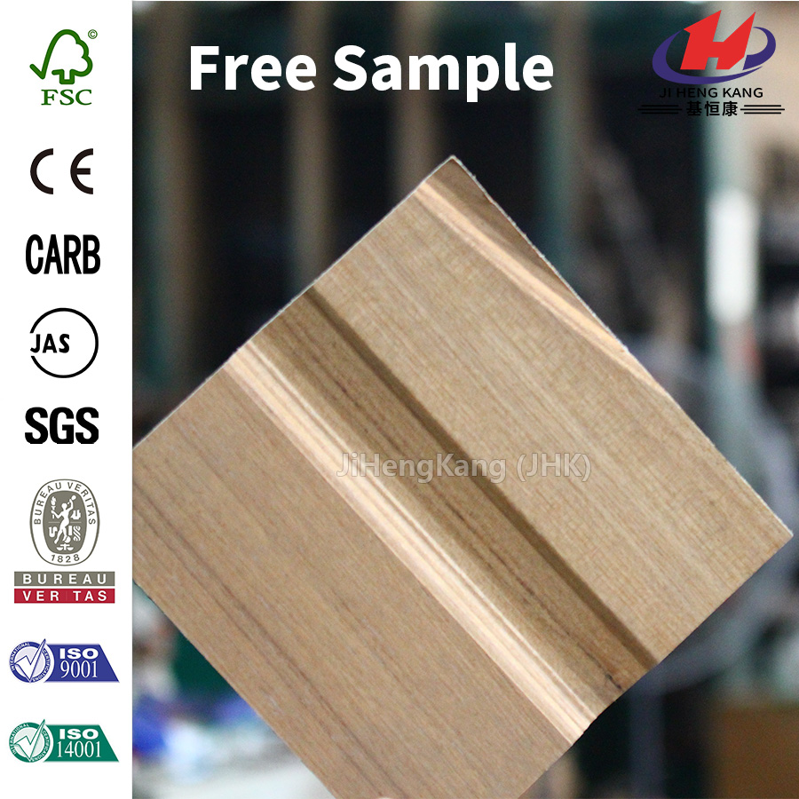 OEM Environment Friendly E1 Fiberboard Door Skin