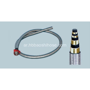 HP Flame-resistance و Fire-proof Hose