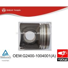 Piston G2400-1004001 (A) d'origine du moteur YC4G de yuchai