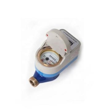 Medidor de água inteligente do cartão IC do apartamento 15mm-20mm