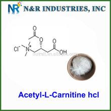 98% ~ 102% Ацетил-1-карнитин hcl / CAS 5080-50-2