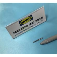 Agujas de aleación de titanio personalizadas para cirugía médica