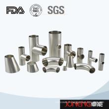 Raccord en acier inoxydable en acier inoxydable à cosses soudées (JN-FT1002)