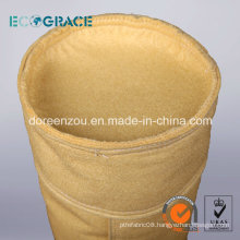 Industrial Nonwoven Needle Felt Nomex Filter Bag