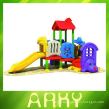 Children's Plastic Backyard Play Ground
