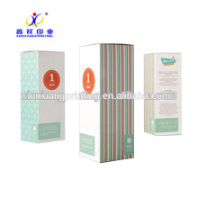 Customized Logo!XinXiang Best Selling Cosmetics Packaging Box Custom Logo Paper Boxes