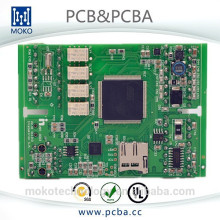 MOKO PCBA com certificado ISO UL ROHS