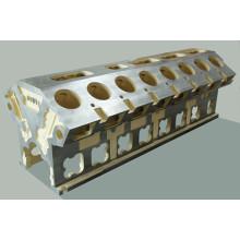 Tête de fer grise / ductile personnalisée OEM