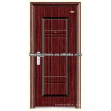 Langlebige Thailand Türgestaltung KKD-560 für Sicherheit und Stahl Eingangstür