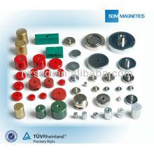 Safe und einfache Haushalt Pot Magnete