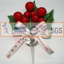 Venta caliente piezas de ornamento de Navidad