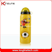 Plastic Sport Water Bottle, Plastic Sport Bottle, 500ml Sports Water Bottle (KL-6554)