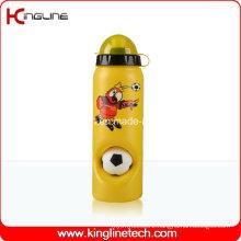 Plastic Sport Water Bottle, Plastic Sport Bottle, 500ml Sports Water Bottle (KL-6554)
