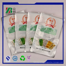 FDA Approved Food Grade White Nylon Food Bags