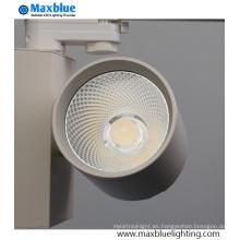 30W 3000lm 100lm / W CREE COB LED tienda de iluminación