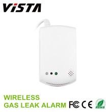 Home Kitchen 433MHZ Natural Multi Gas Leak Alarm Detector