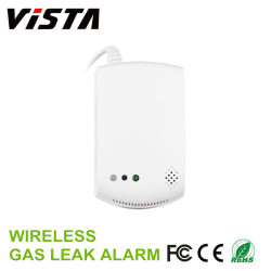 Home Kitchen 433MHZ Natural Multi Gas Leak Alarm Detector