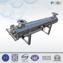 Esterilizador ultravioleta da água da paisagem do pré-tratamento da osmose reversa da água de esgoto