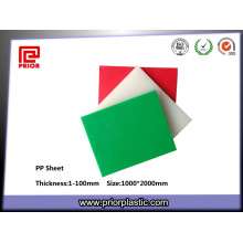 Plastics Products PP Sheet with Good Tensile Strength