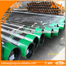API 5CT oilfield tubing pipe/steel pipe oil and gas