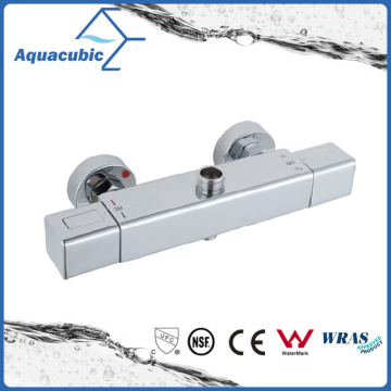 Square Bar Mixer Duschventil Thermostat Chrom Bad Set (AF4316-7)