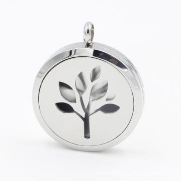 Масло дерева диффузор медальон Кулон для ожерелье ювелирные изделия