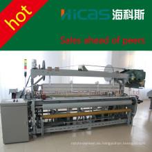 Qingdao HICAS 330cm Rapier máquina textil telar textil