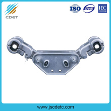 Aluminum Alloy Twin Split Spacer Damper