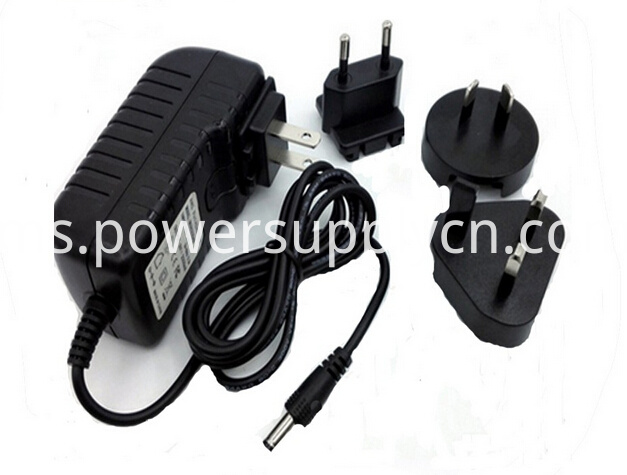 power adapter 15v 500ma