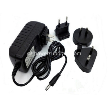 5v 2a Avtagbar Plug Power Adapter 2000ma