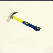 Marteau à griffes de type britannique avec poignées en plastique